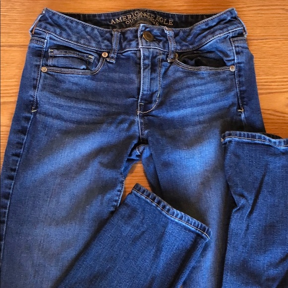 American Eagle Outfitters Denim - American Eagle Straight Legged Jeans
